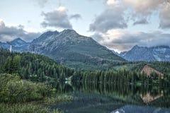 Natura in Tatras Immagine Stock