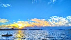 Natura von Meer Stockfotografie