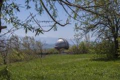 Natura w Byurakan obserwatorium Zdjęcie Royalty Free