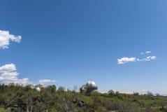 Natura w Byurakan obserwatorium Fotografia Royalty Free