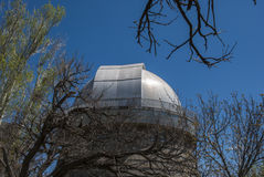 Natura w Byurakan obserwatorium Obraz Stock