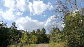 Natura w Ohio obrazy royalty free