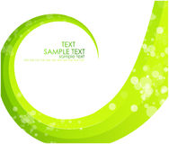 Natural abstract background Royalty Free Stock Photos