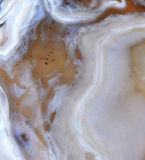Natural Agate Royalty Free Stock Photo