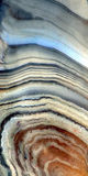 Natural Agate. Various types and color Royalty Free Stock Photography