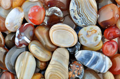 Natural Agate Stock Images