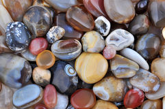 Natural Agate Royalty Free Stock Images