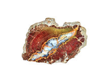 Natural Agate Royalty Free Stock Image