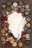 Natural Alternative Herbal Remedy Royalty Free Stock Photos