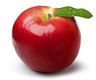 Natural apple Royalty Free Stock Image