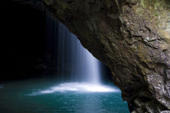 Natural arch Royalty Free Stock Photography