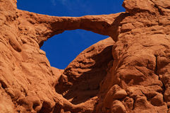 Natural arch Royalty Free Stock Photo