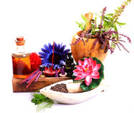 Natural aroma spa Royalty Free Stock Photography