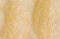 Natural backdrop closeup wavy sandy beach pattern Stock Photography