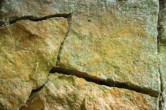 Natural background of cracked dry rock royalty free stock photos