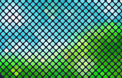Natural  background horizontal mosaic Stock Image