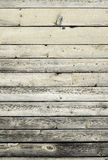 Natural background - old wooden wall Royalty Free Stock Images