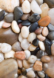 Natural background - pebbles Stock Photos