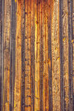 Natural background texture image of old pine boards Stock Image