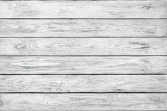 Natural background of white wooden plank boards horizontal. Natural background of the white wooden plank boards horizontal royalty free stock photo