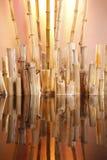 Natural bamboo Royalty Free Stock Photography
