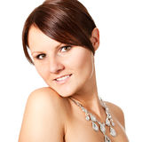 Natural beautiful women Royalty Free Stock Photos