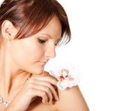 Natural beautiful women Royalty Free Stock Photos