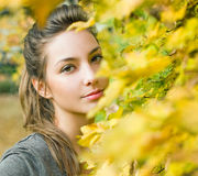 Natural beauty. Royalty Free Stock Photography