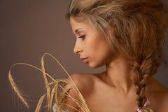 Natural beauty Stock Image