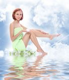 Natural beauty Royalty Free Stock Images