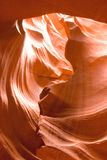 The Natural Beauty of Arizonas Antelope Canyons. Antelope Canyon is a small but exquisitely beautiful geological formation in northern Arizona. It is not a Stock Photography