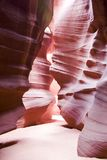 The Natural Beauty of Arizonas Antelope Canyons Stock Photography