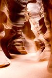 The Natural Beauty of Arizonas Antelope Canyons Royalty Free Stock Images