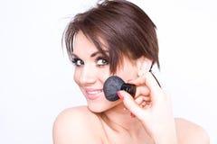 Natural beauty make-up Royalty Free Stock Photography