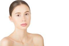 Natural beauty makeup Royalty Free Stock Image