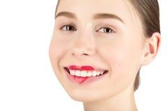 Natural beauty makeup Royalty Free Stock Photography
