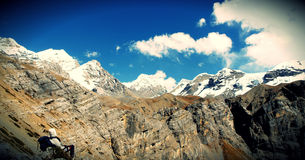 Natural Beauty-Mountains Stock Images
