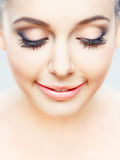 Natural beauty portrait Royalty Free Stock Photography