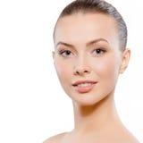 Natural beauty portrait Stock Image