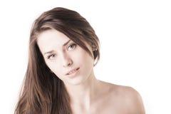 Natural beauty portrait Stock Images