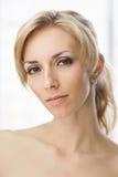 Natural beauty portrait Stock Photography