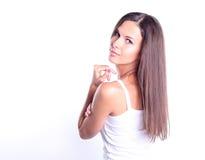 Natural beauty portrait Stock Photos