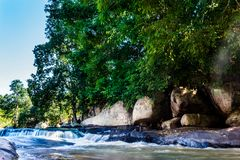 natural beauty of river Royalty Free Stock Photography