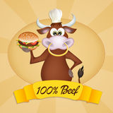 Natural beef Royalty Free Stock Photography