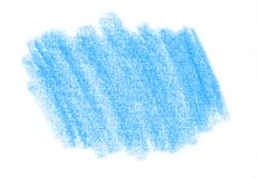 Natural blue abstract pencil texture. For creating of template banners, fashion backdrops and design effects Royalty Free Stock Image