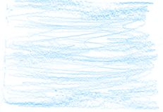 Natural blue abstract pencil texture. For creating of template banners, fashion backdrops and design effects Royalty Free Stock Photo