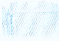 Natural blue abstract pencil texture. For creating of template banners, fashion backdrops and design effects Stock Images