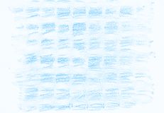 Natural blue abstract pencil texture. For creating of template banners, fashion backdrops and design effects Stock Photography