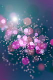 Natural bokeh background Royalty Free Stock Photo