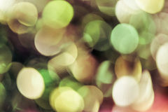Natural bokeh background Stock Images